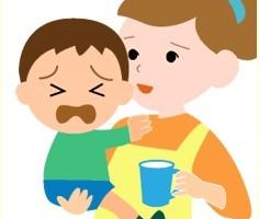 子供の口内炎